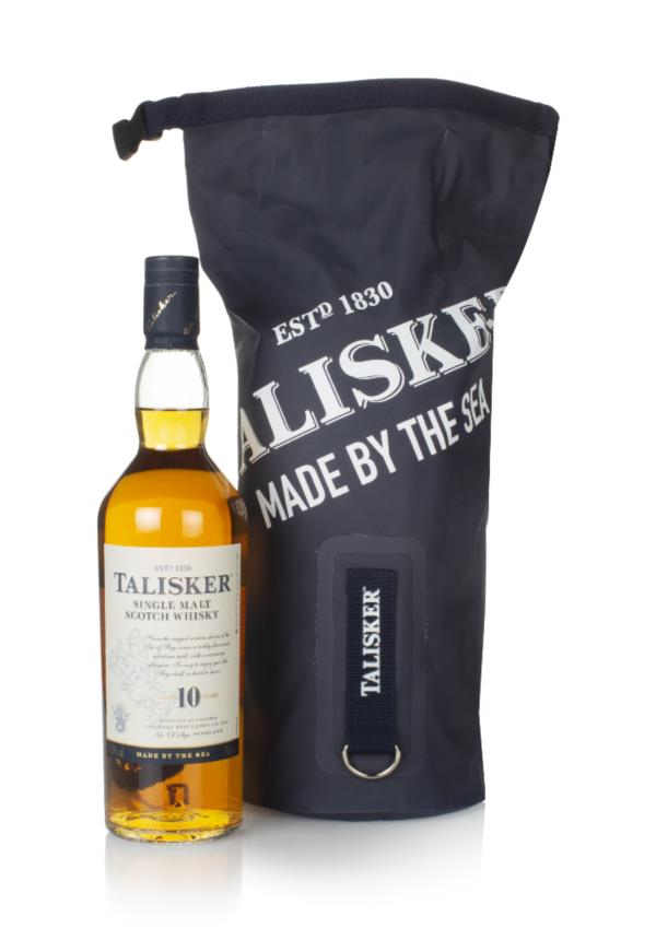 Talisker 10 Year Old with Waterproof Dry Bag Single Malt Whisky