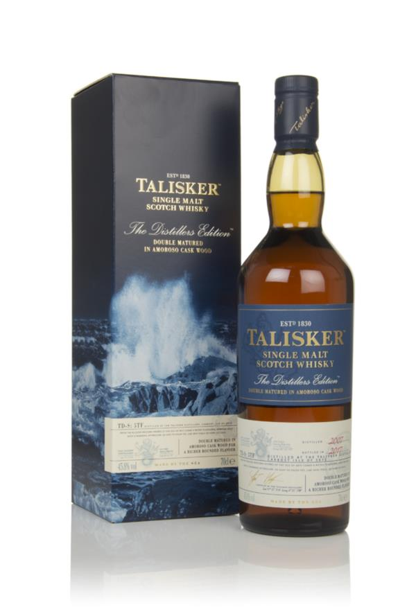Talisker 2007 (bottled 2017) Amoroso Cask Finish - Distillers Edition Single Malt Whisky