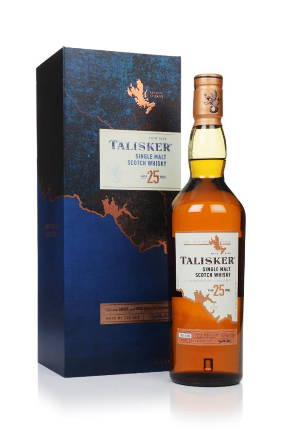 Talisker 25 Year Old 3cl Sample Single Malt Whisky