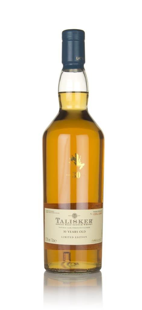 Talisker 30 Year Old (2010 Release) Single Malt Whisky
