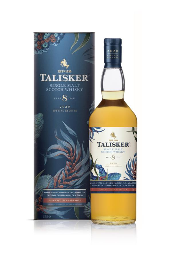 Talisker 8 Year Old (Special Release 2020) Single Malt Whisky