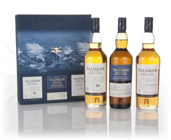Talisker Gift Pack (3 x 20cl) Single Malt Whisky