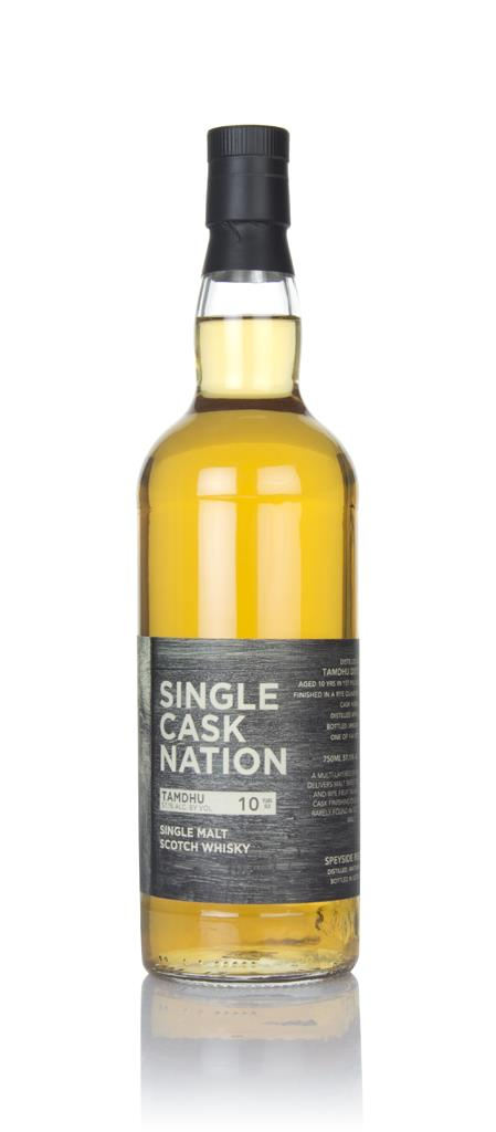 Tamdhu 10 Year Old 2007 (Single Cask Nation) Single Malt Whisky