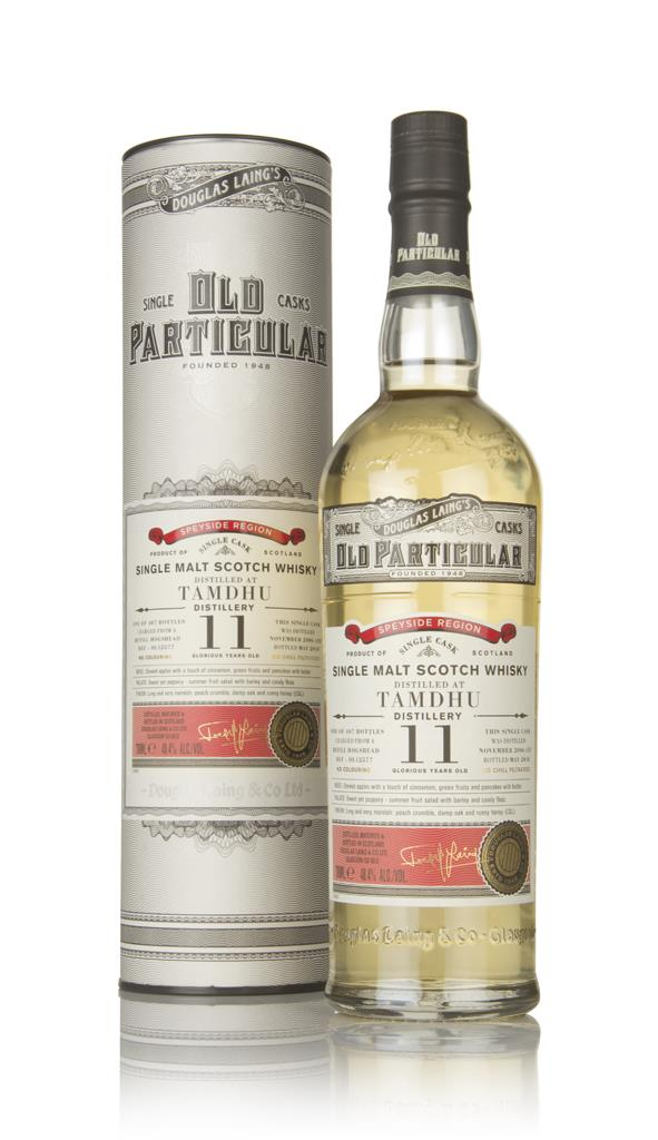 Tamdhu 11 Year Old 2006 (cask 12577) - Old Particular (Douglas Laing) Single Malt Whisky