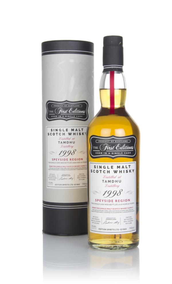Tamdhu 20 Year Old 1998 (cask 15369) - First Editions (Hunter Laing) Single Malt Whisky