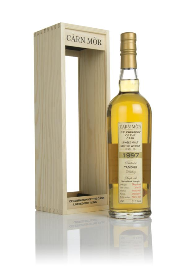 Tamdhu 21 Year Old 1997 (cask 376073) - Celebration of the Cask (Carn Single Malt Whisky