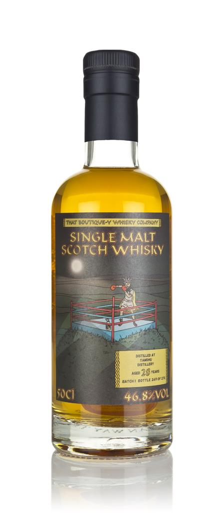 Tamdhu 28 Year Old - Batch 1 (That Boutique-y Whisky Company) 3cl Samp Single Malt Whisky 3cl Sample