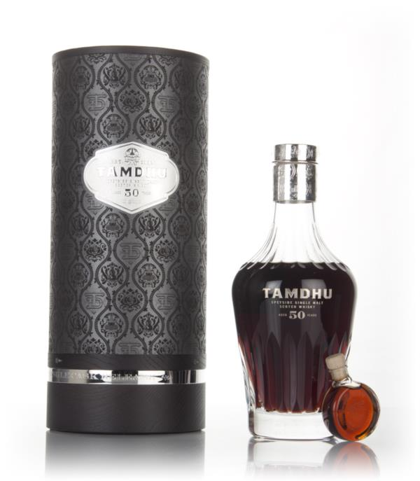 Tamdhu 50 Year Old Single Malt Whisky