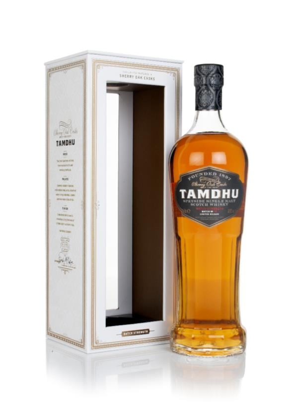 Tamdhu Batch Strength (Batch 4) Single Malt Whisky