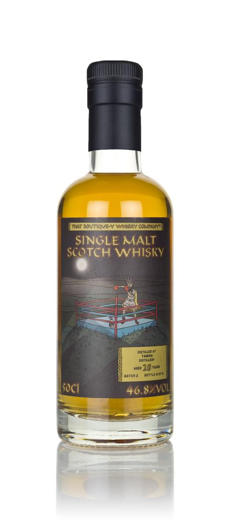 Tamdhu 28 Year Old (That Boutique-y Whisky Company) Single Malt Whisky