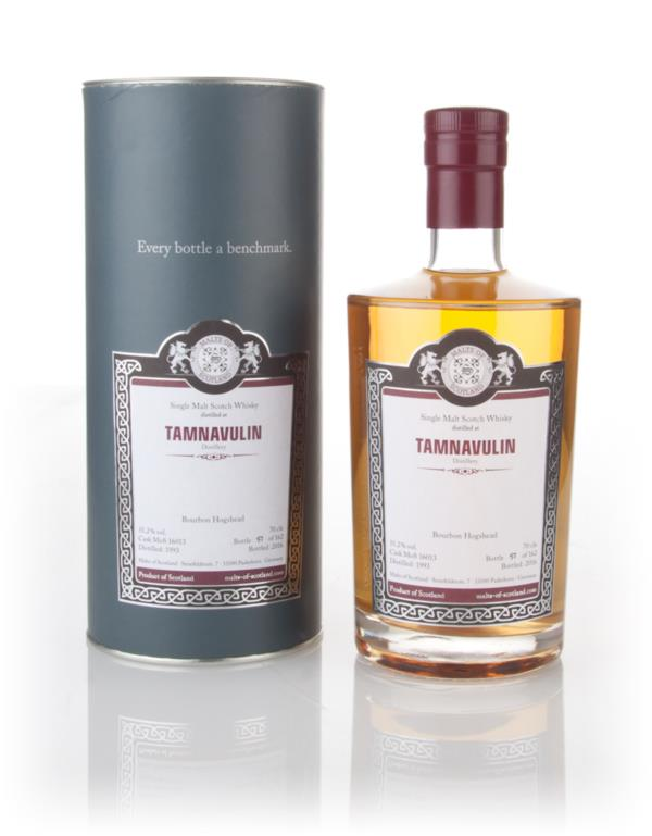 Tamnavulin 1993 (bottled 2016) (cask 16013) - Malts of Scotland 3cl Sa Single Malt Whisky 3cl Sample