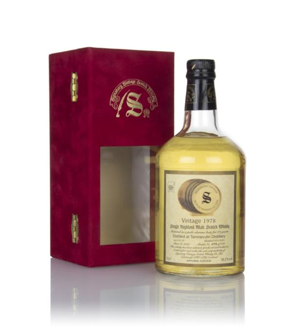 Tamnavulin 22 Year Old 1978 (cask 8063) - Signatory Single Malt Whisky