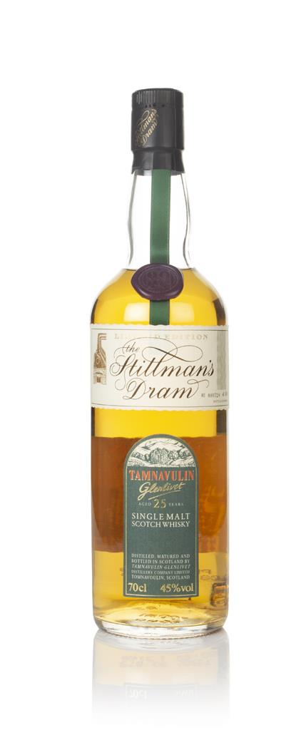 Tamnavulin 25 Year Old - Stillmans Dram (Whyte & Mackay) Single Malt Whisky