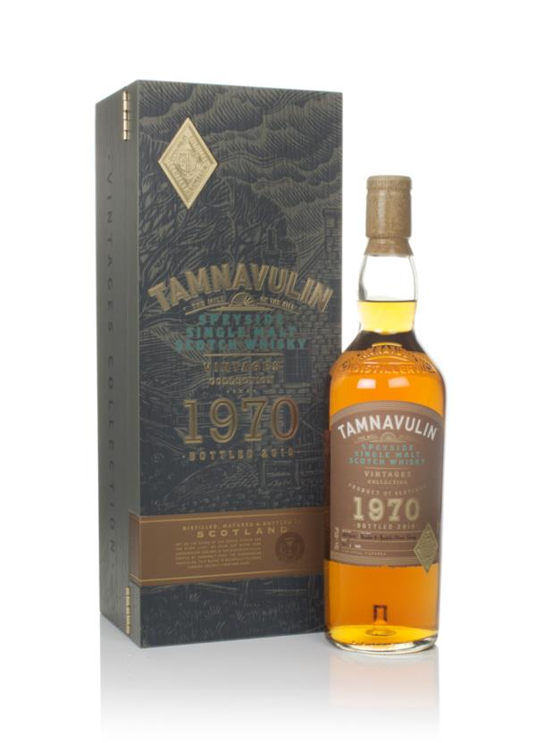 Tamnavulin 48 Year Old 1970 - Vintages Collection Single Malt Whisky