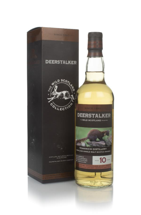 Teaninich 10 Year Old 2010 (cask 92) - The Wild Scotland Collection (D Single Malt Whisky