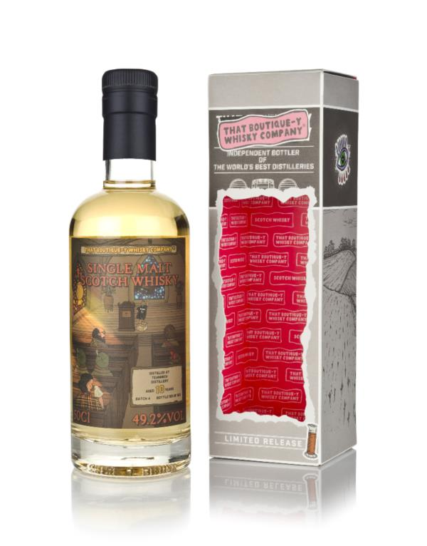 Teaninich 10 Year Old (That Boutique-y Whisky Company) Single Malt Whisky