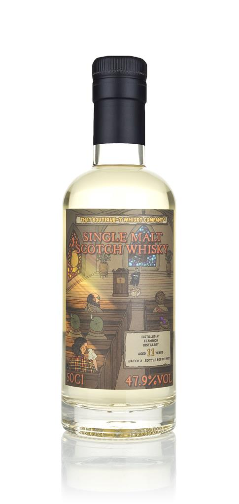 Teaninich 11 Year Old (That Boutique-y Whisky Company) Single Malt Whisky