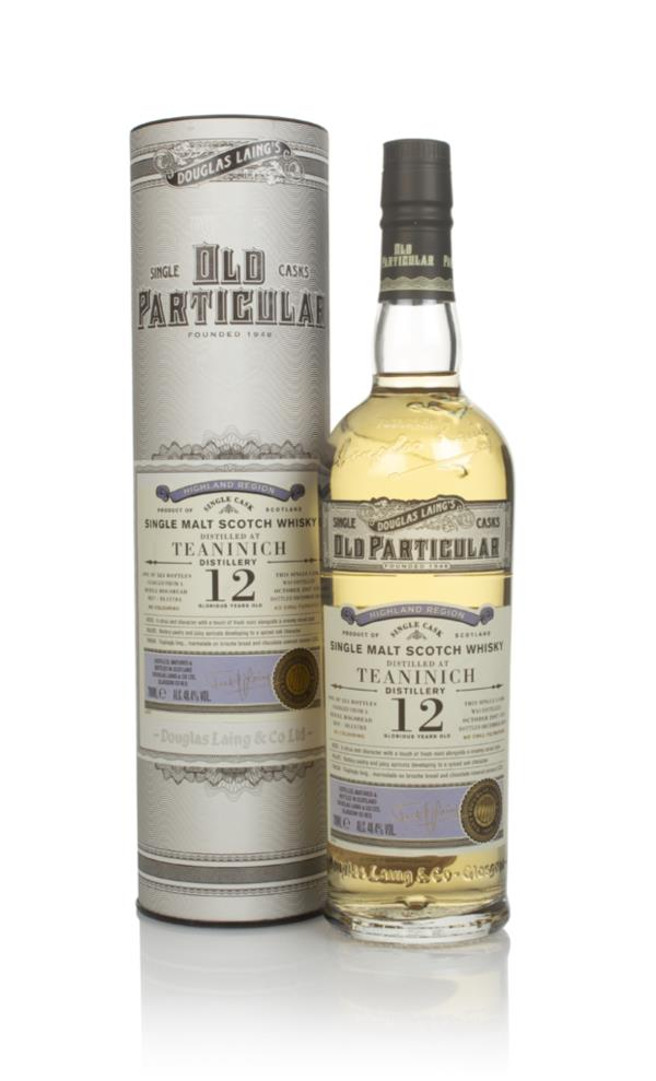 Teaninich 12 Year Old 2007 (cask 13783) - Old Particular (Douglas Lain Single Malt Whisky