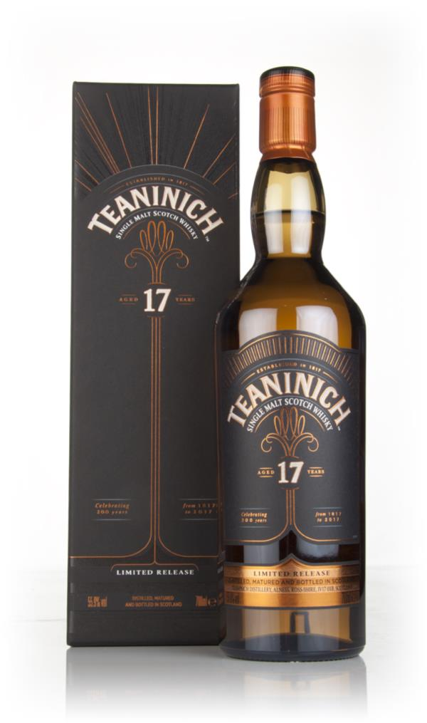 Teaninich 17 Year Old 1999 (Special Release 2017) Single Malt Whisky