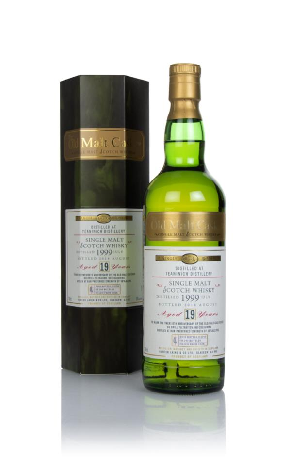 Teaninich 19 Year Old 1999 - Old Malt Cask (Hunter Laing) Single Malt Whisky