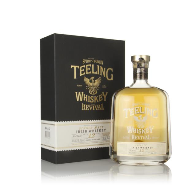 Teeling 12 Year Old - The Revival Volume V Single Malt Whiskey