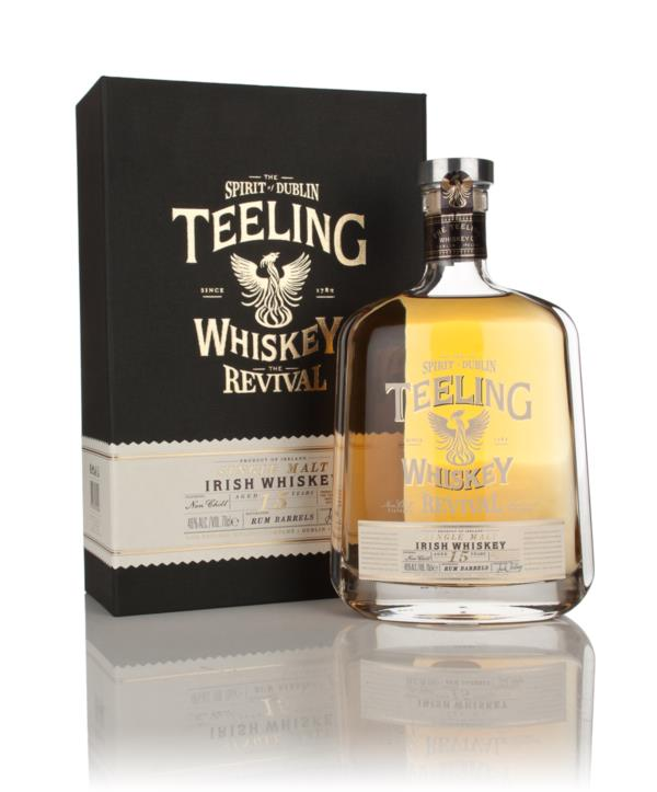 Teeling 15 Year Old - The Revival 3cl Sample Single Malt Whiskey