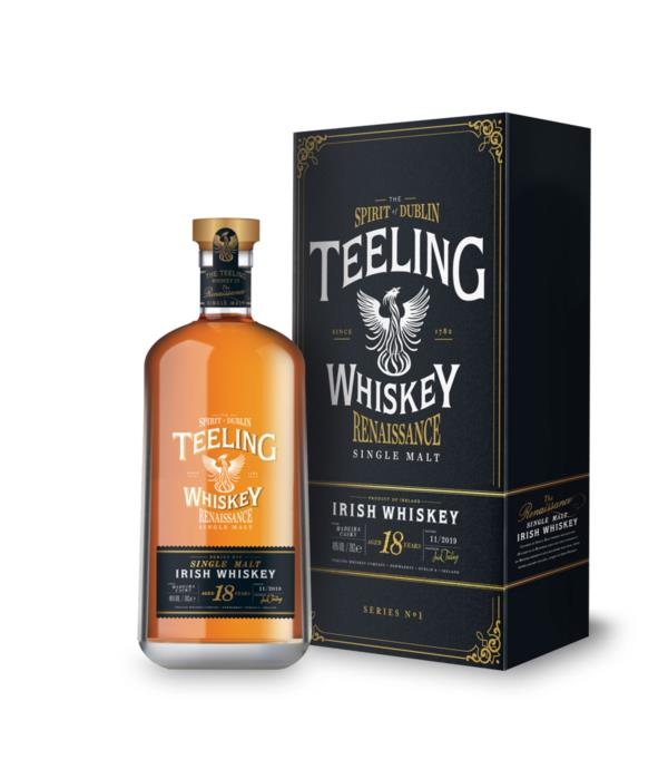 Teeling 18 Year Old - The Renaissance Series 1 Single Malt Whiskey