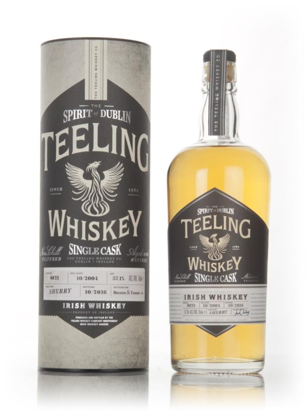 Teeling 2004 (cask 8833) - Single Cask Blended Whiskey