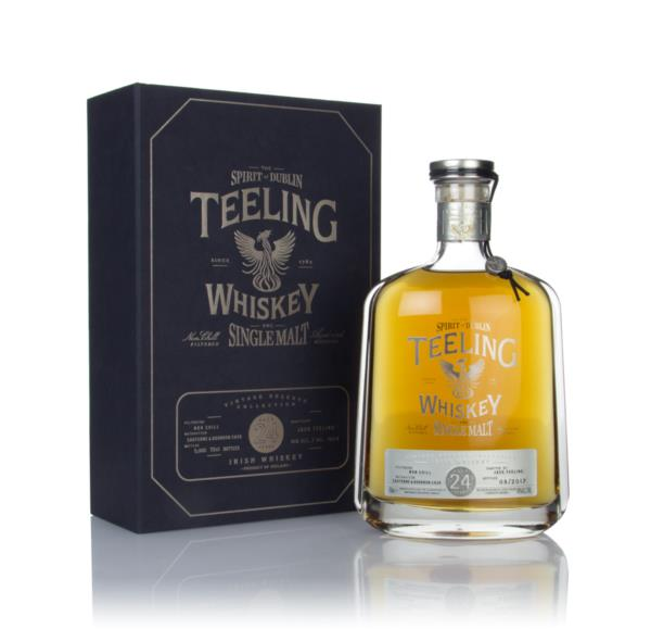 Teeling 24 Year Old - Vintage Reserve Collection Single Malt Whiskey