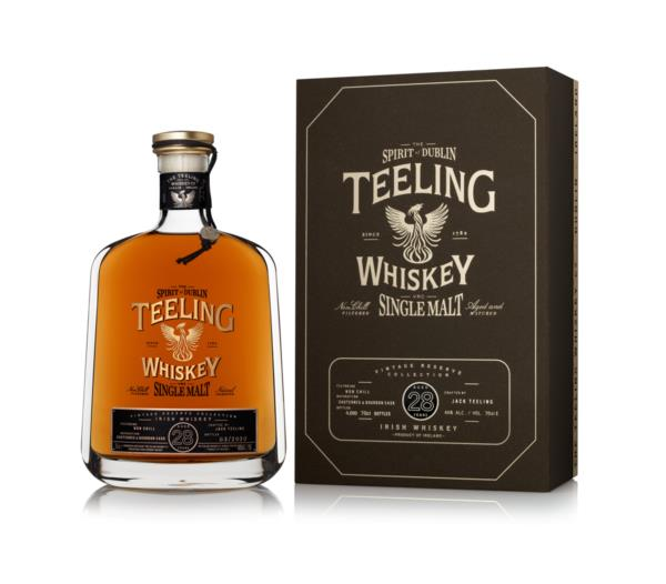 Teeling 28 Year Old - Vintage Reserve Collection Single Malt Whiskey
