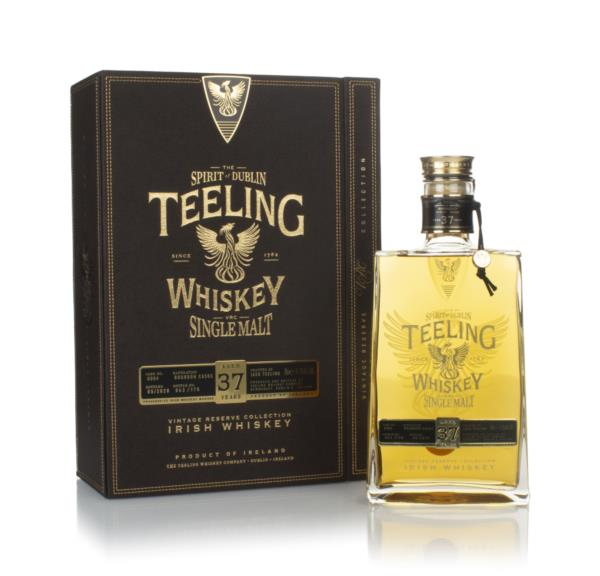 Teeling 37 Year Old - Vintage Reserve Collection Single Malt Whiskey