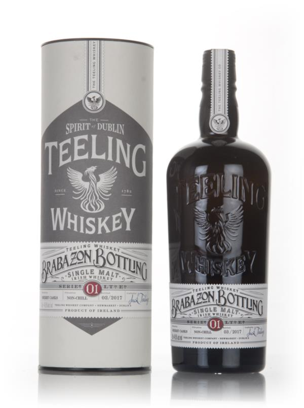 Teeling Brabazon Bottling Series 1 Single Malt Whiskey