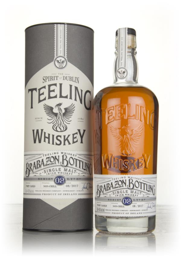 Teeling Brabazon Bottling Series 2 Single Malt Whiskey