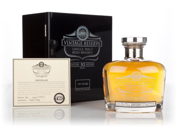 Teeling Platinum Reserve 30 Year Old Single Malt 3cl Sample Single Malt Whiskey