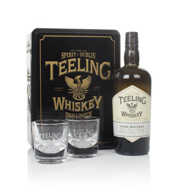 Teeling Small Batch with 2x Glasses Blended Whiskey