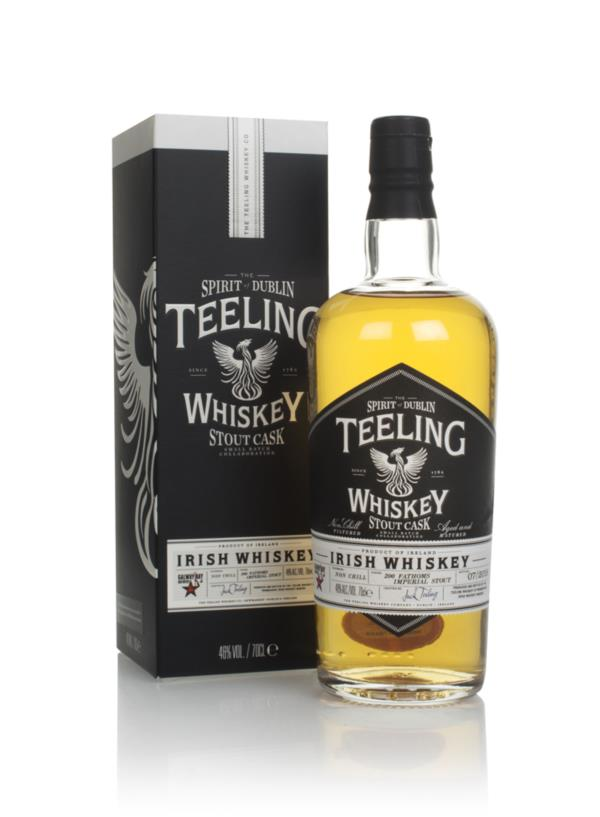 Teeling Stout Cask Finish Blended Whiskey