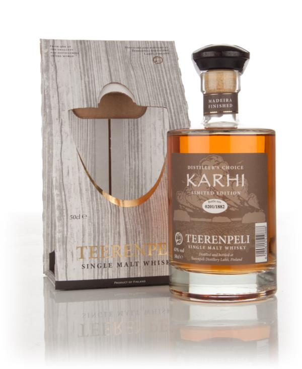 Teerenpeli Distiller's Choice Karhi Single Malt Whisky