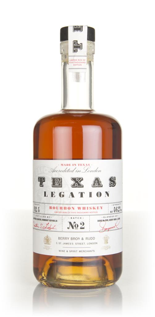 Texas Legation - Batch No.2 Bourbon Whiskey