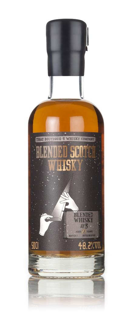 Blended Whisky #3 23 Year Old (That Boutique-y Whisky Company) 3cl Sam Blended Whisky 3cl Sample