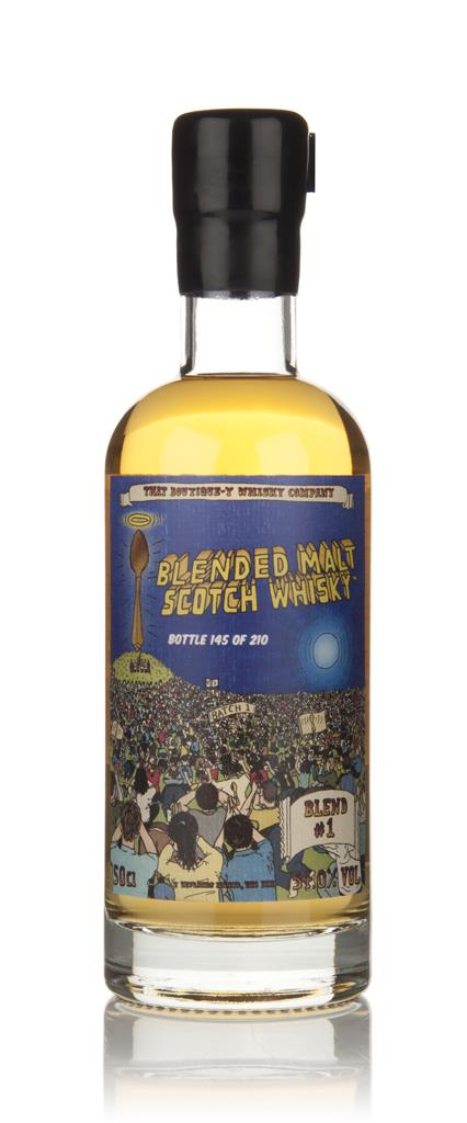 Blended Malt #1 -  Batch 1 (That Boutique-y Whisky Company) Blended Malt Whisky