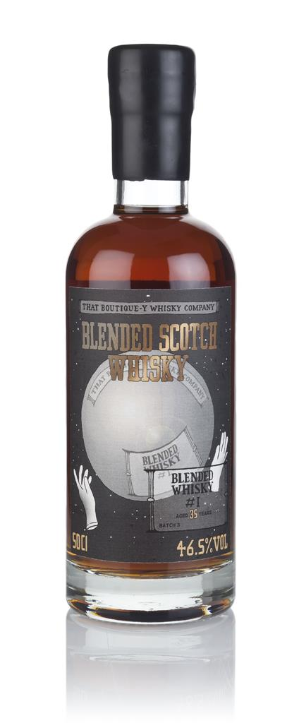 Blended Whisky #1 35 Year Old (That Boutique-y Whisky Company) 3cl Sam Blended Whisky 3cl Sample