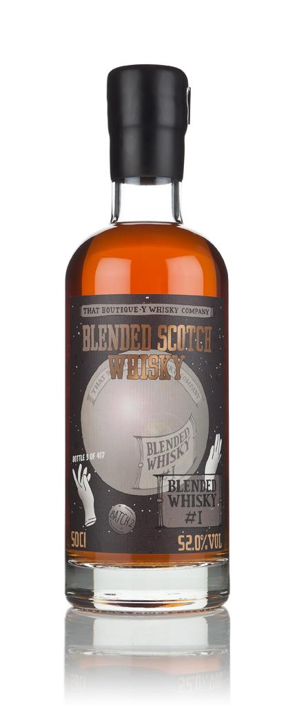 Blended Whisky #1 - Batch 2 (That Boutique-y Whisky Company) 3cl Sampl Blended Whisky 3cl Sample