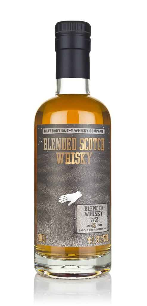 Blended Whisky #2 22 Year Old (That Boutique-y Whisky Company) Blended Whisky