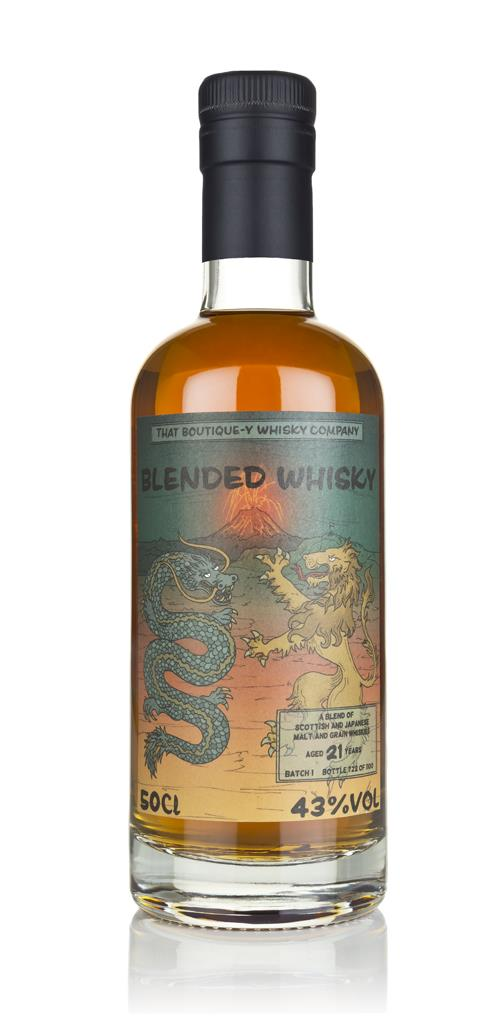 Blended Whisky 21 Year Old (That Boutique-y Whisky Company) 3cl Sample Blended Whisky