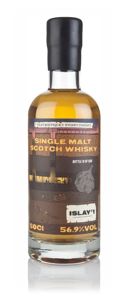 Islay #1 - Batch 1 (That Boutique-y Whisky Company) Single Malt Whisky