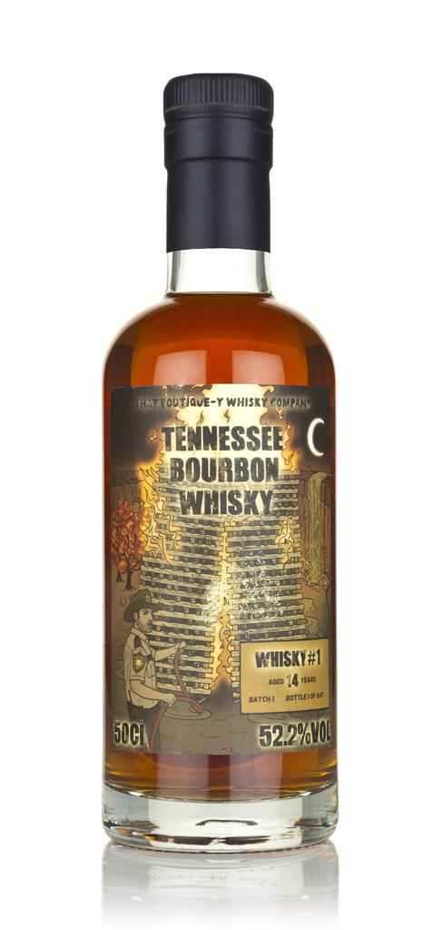 Tennessee Bourbon Whisky #1 14 Year Old (That Boutique-y Whisky Compan Bourbon Whisky