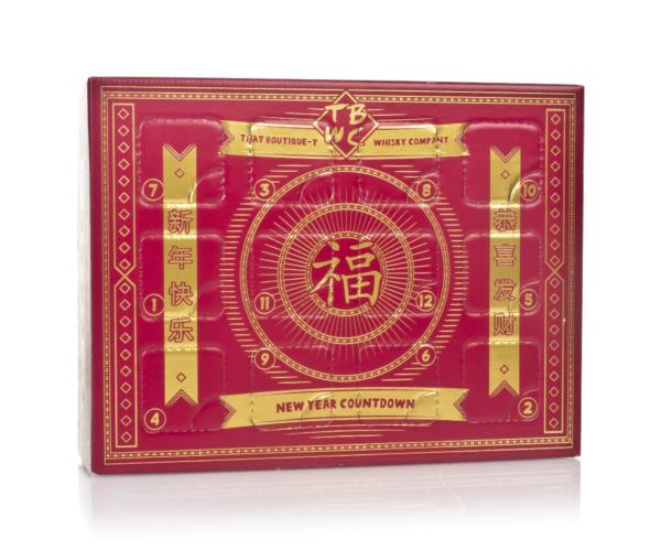 That Boutique-y Whisky Company Chinese New Year 12 Dram Gift Set Blended Whisky