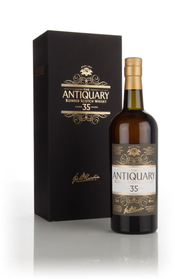 The Antiquary 35 Year Old 3cl Sample Blended Whisky