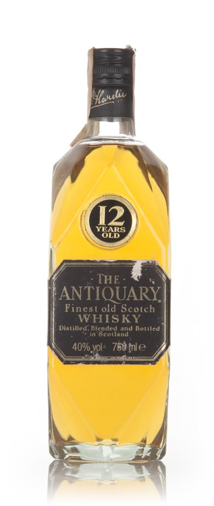 The Antiquary 12 Year Old - 1970s Blended Whisky