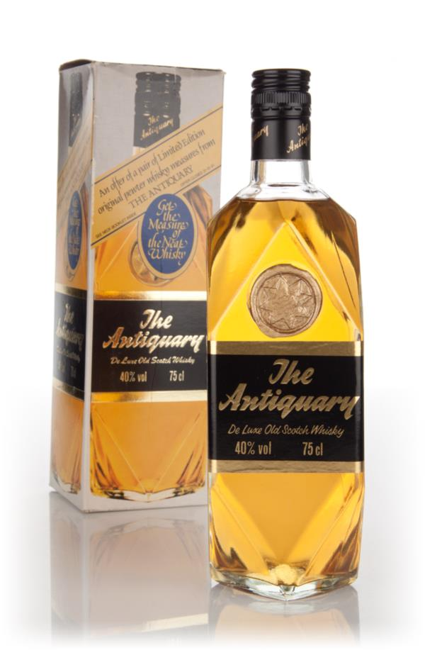 The Antiquary De Luxe Old Scotch Whisky - 1980-81 Blended Whisky